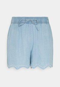 Vila - VIVIVIAN GUDNY  - Shorts - light blue - 0