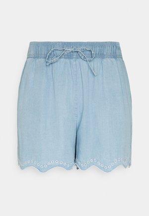 VIVIVIAN GUDNY  - Shorts - light blue