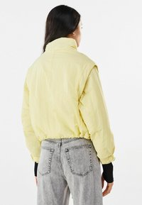 Bershka - Light jacket - yellow - 2