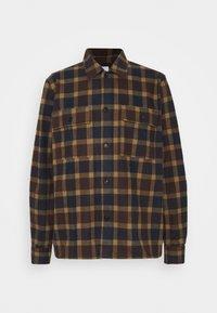 Wood Wood - FRANCO SHIRT - Shirt - navy - 0