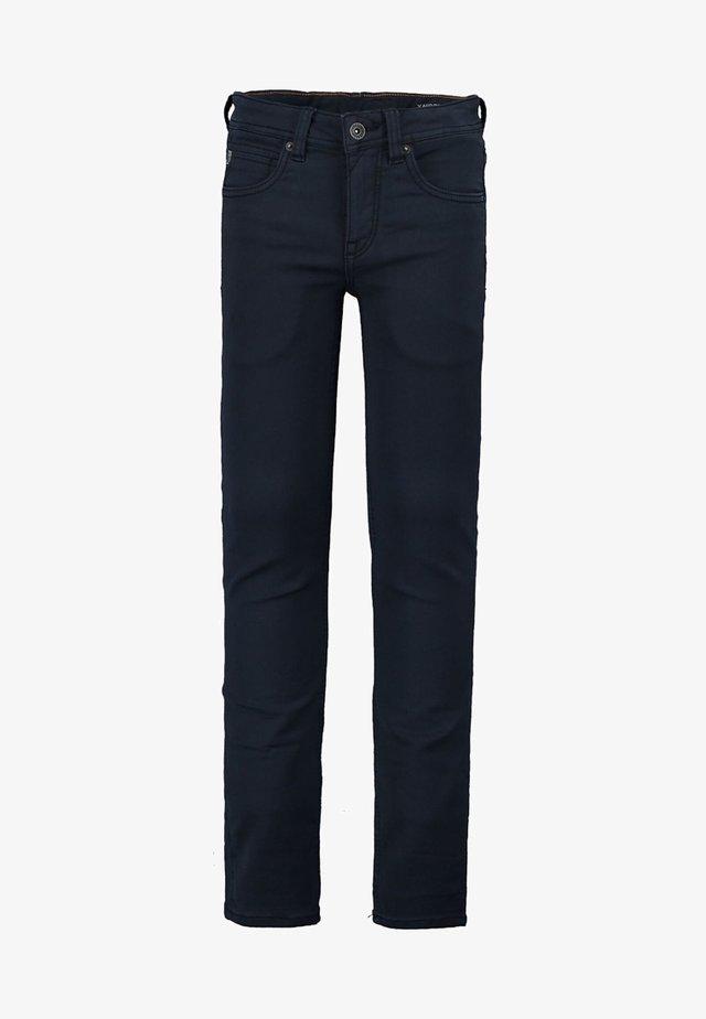 Straight leg jeans - dark moon