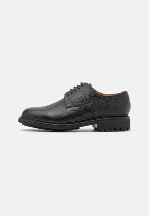 CURT - Smart lace-ups - black
