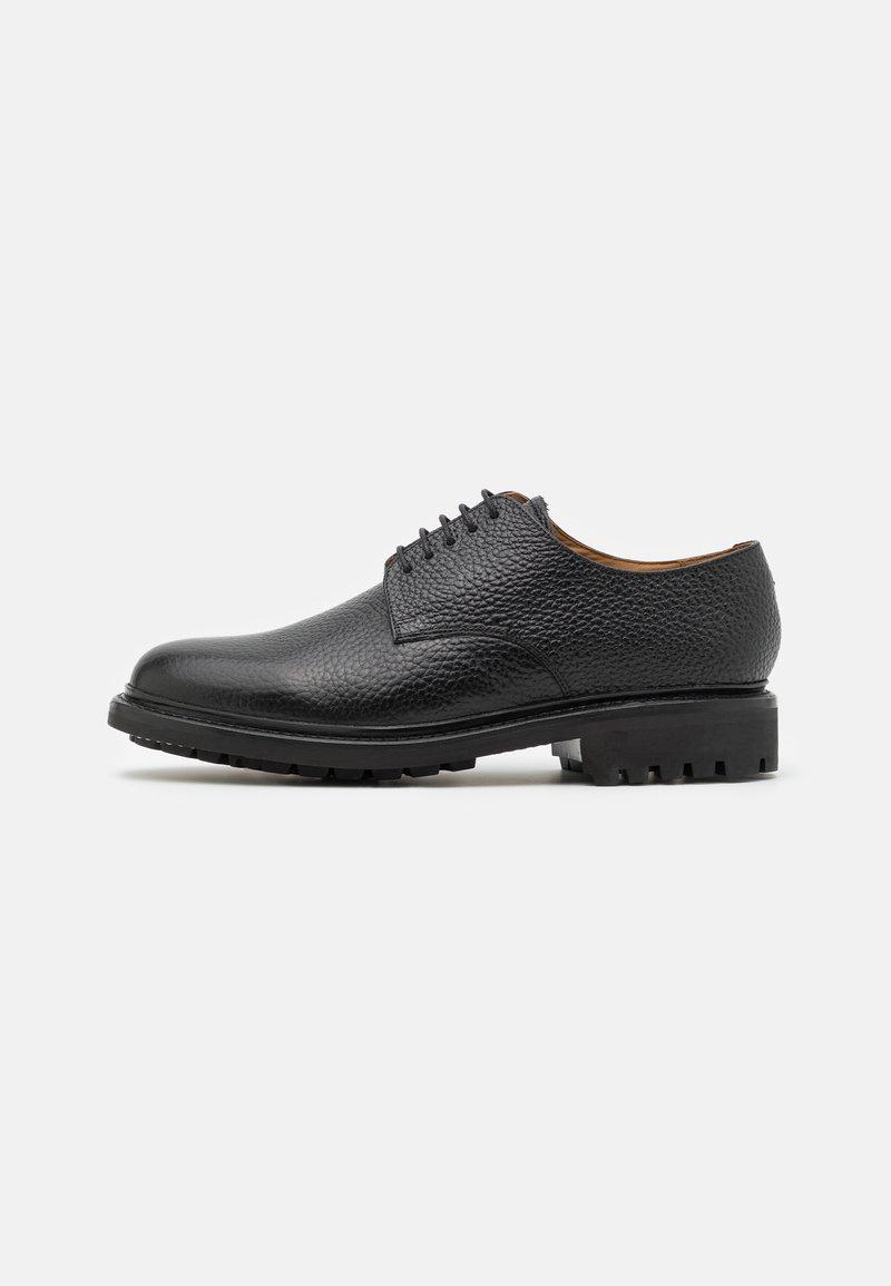 Grenson - CURT - Smart lace-ups - black