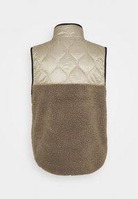 Nike Sportswear - Waistcoat - mystic stone/olive grey/life lime - 1