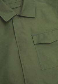 Mango - WASSERABWEISENDE - Summer jacket - khaki - 7