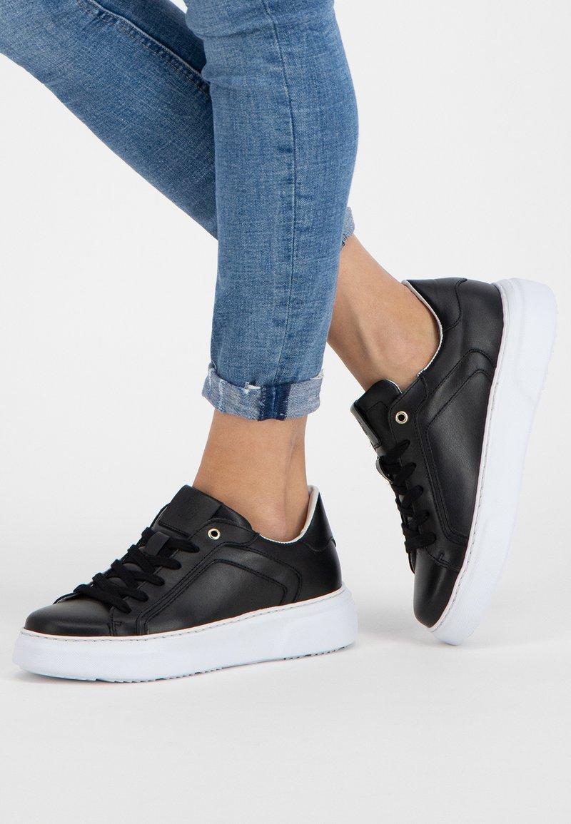NoGRZ - Sneakers laag - black