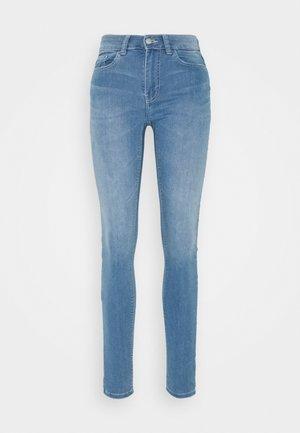 JDYNEWNIKKI LIFE - Jeans Skinny Fit - light blue denim