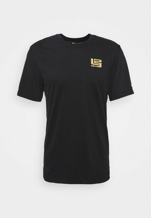 DRY TEE  - T-shirt con stampa - black