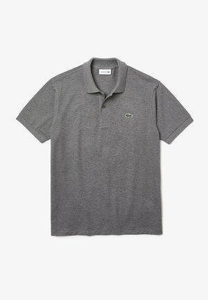Polo shirt - heidekraut grau