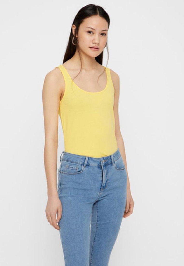 Vero Moda - 2 PACK - Top - yellow