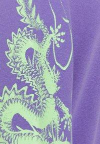NEW girl ORDER - DRAGON  - Sweatshirt - lilac - 2
