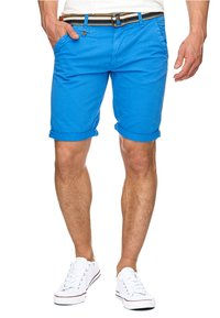 INDICODE JEANS - CASUAL FIT - Shorts - lightblue - 2