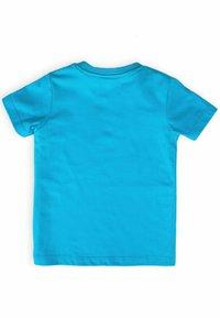 MINOTI - Print T-shirt - turquois - 1