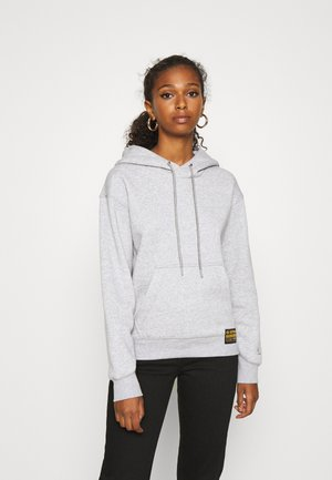 PREMIUM CORE HOODED - Sweat à capuche - grey