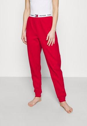 PANT - Pyjama bottoms - primary red