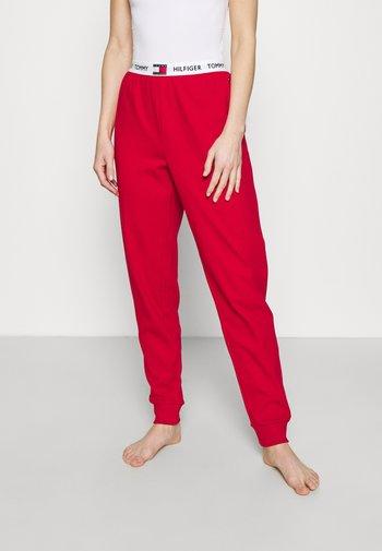 PANT - Bas de pyjama - primary red