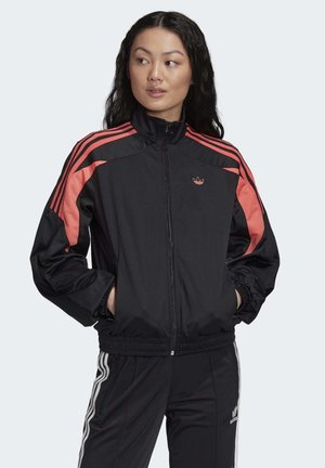 TRACK TOP - Trainingsvest - black