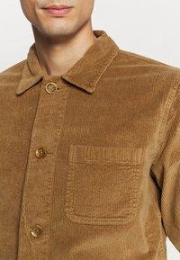 Cinque - STATION - Summer jacket - brown - 5