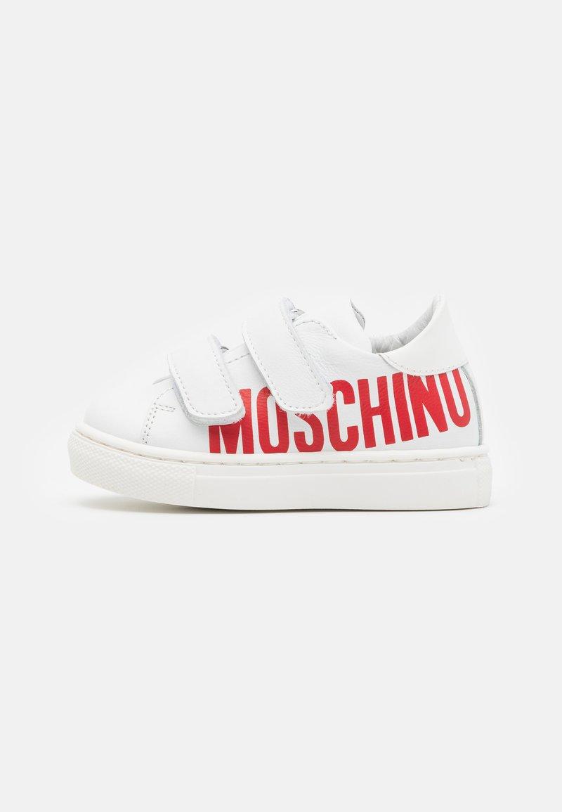 MOSCHINO - UNISEX - Trainers - white