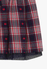 Staccato - SET - A-line skirt - dark blue / red - 3