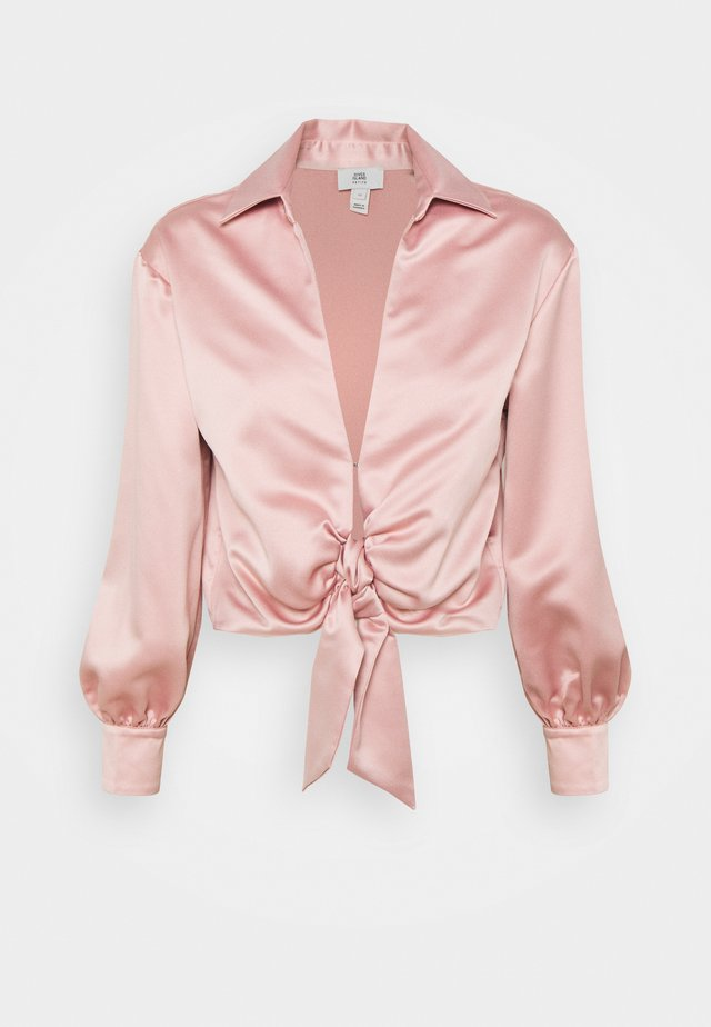 Blouse - pink light