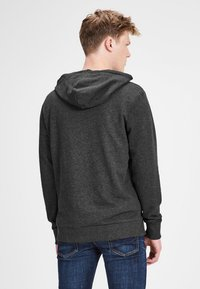Jack & Jones - Hoodie - dark grey melange - 2