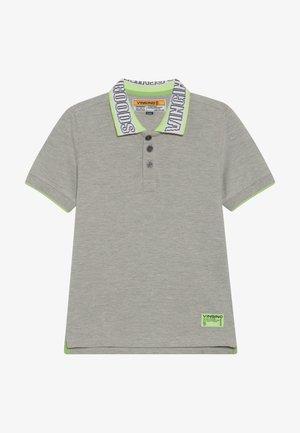 KEYET - Polo shirt - grey mele