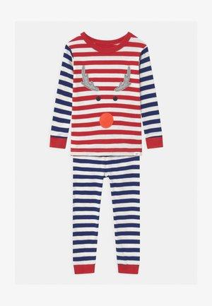 TODDLER DEER UNISEX - Pyžamová sada - modern red