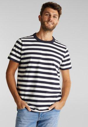 FASHION  - T-shirt print - navy