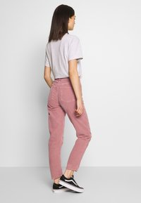 BDG Urban Outfitters - HATAY - Trousers - rose - 2