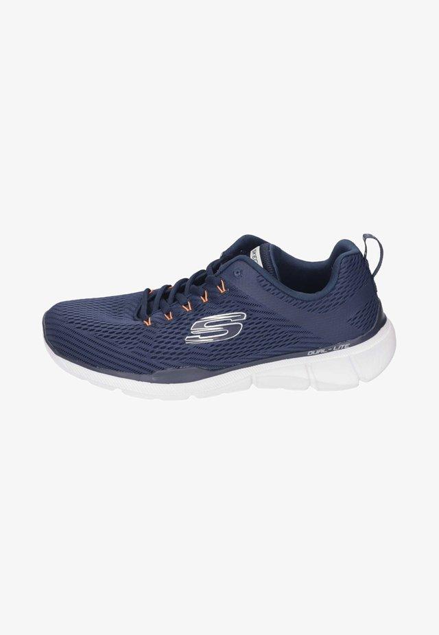 HERREN SNEAKER - Baskets basses - blue