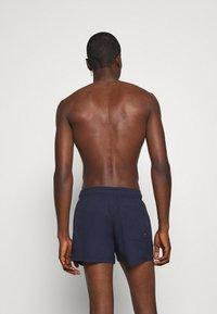 Puma - SWIM MEN SHORT LENGTH  - Swimming shorts - navy - 1
