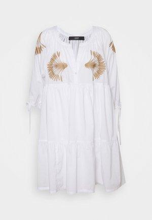 IPANEMA SUMMER TUNIC DRESS - Day dress - white