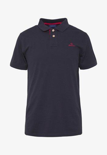 Poloshirt - evening blue