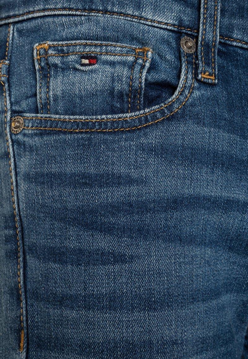 Tommy Hilfiger Boys Scanton Slim Mlst Jeans