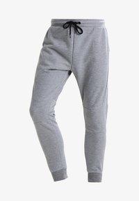 YOURTURN - Pantalones deportivos - mottled grey - 5