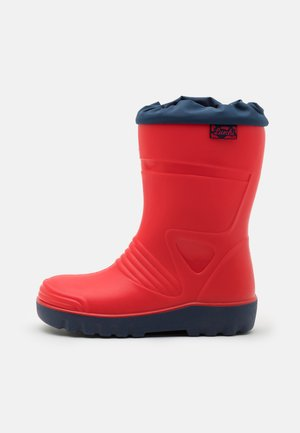 PAXO UNISEX - Wellies - red