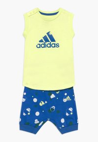 adidas Performance - SET  - Short de sport - yellow/blue - 0