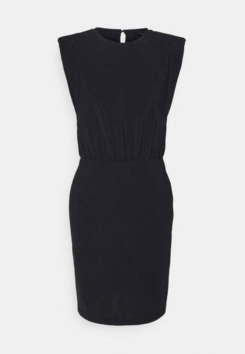 SUZY DRESS - Robe en jersey - black