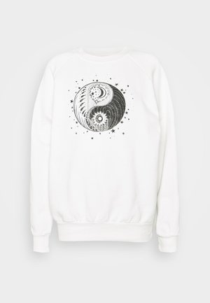 MYSTICAL MOON  - Sweatshirt - off-white