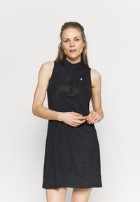 Peak Performance - TRINITY DRESS SET - Sports dress - black - 0
