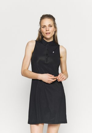 TRINITY DRESS SET - Sports dress - black