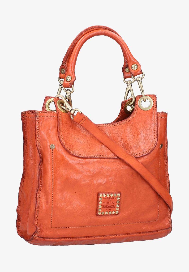 Campomaggi - Handbag - cotto
