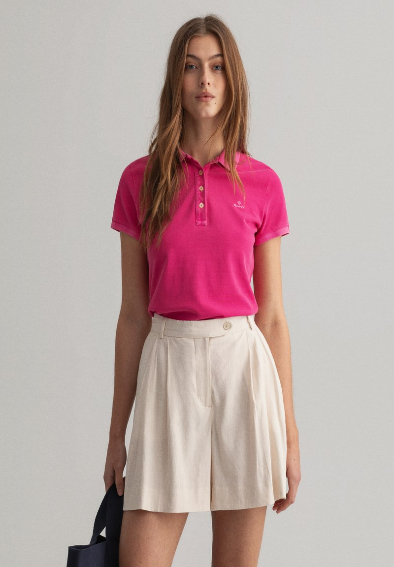 GANT - Polo shirt - cabaret pink