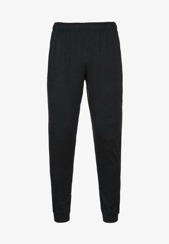 Tracksuit bottoms - off noir / black / grey