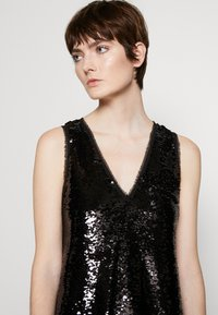 Emporio Armani - DRESS - Sukienka koktajlowa - black - 4