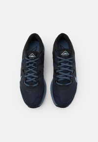 Nike Performance - JUNIPER - Trail running shoes - obsidian/obsidian mist/black/ocean fog/cool grey - 3