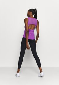 Under Armour - FLY FAST - Tights - black - 2