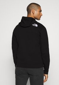 The North Face - FULL ZIP HOODIE - Sweatjakke /Træningstrøjer - black - 2