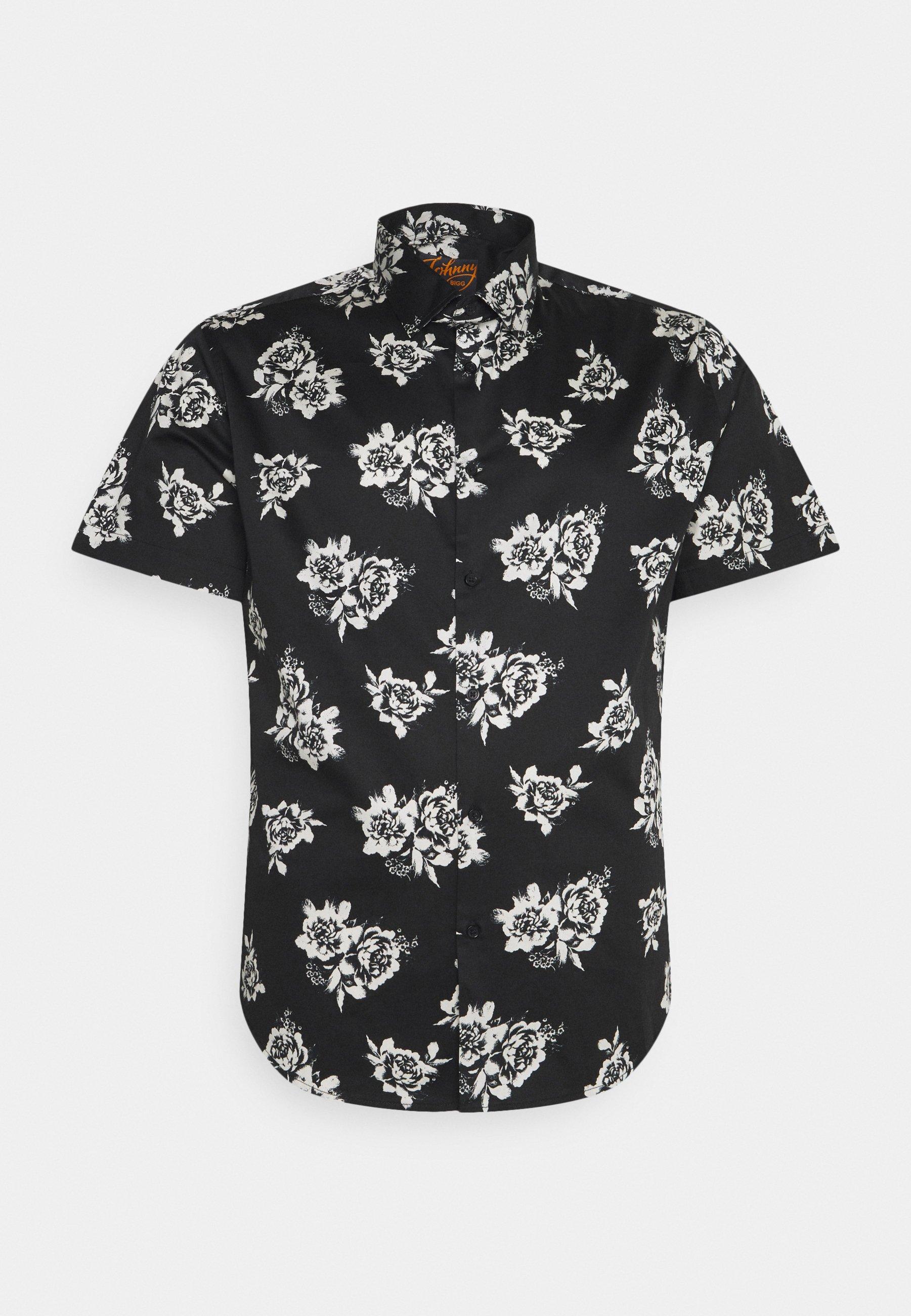 Men JAX FLORAL STRETCH SHIRT - Shirt